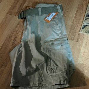 NWT LEE cargo short pants